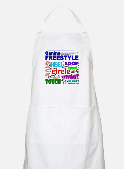 Canine Freestyle BBQ Apron