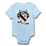 Binnie Family Crest Infant Creeper