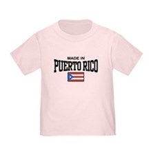 Made in Puerto Rico T