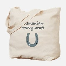 Lithuanian Heavy Draft Tote Bag