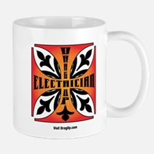DragUp Electrician Mug