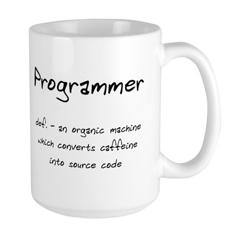 Programmer Large Mug