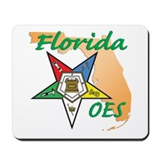 Florida Eastern Star Mousepad