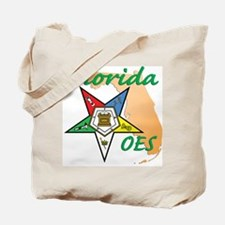 Florida Eastern Star Tote Bag