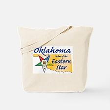 Oklahoma Eastern Star Tote Bag