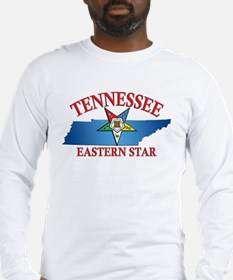 Tennessee Eastern Star Long Sleeve T-Shirt