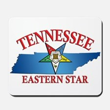 Tennessee Eastern Star Mousepad