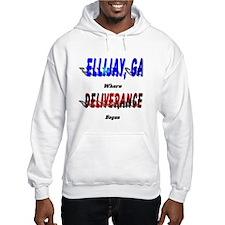 Ellijay Georgia - Where Deliv Hoodie