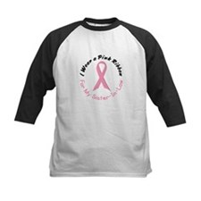 Pink Ribbon For My Sister-In-Law 4 Tee