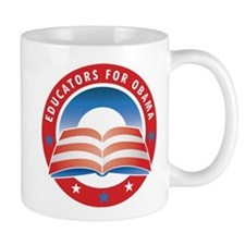 Educators for Obama Mug