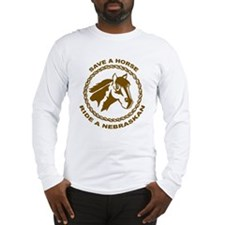 Nebraskan Long Sleeve T-Shirt