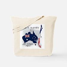 Cute Australian cities Tote Bag