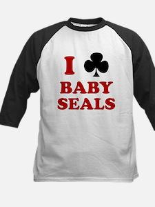 I Club Baby Seals Tee