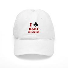 I Club Baby Seals Cap