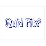 Quid Fit? [