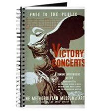 Victory Concerts Journal