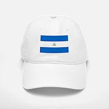 Flag of Nicaragua Baseball Baseball Cap