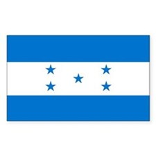 Flag of Honduras Decal