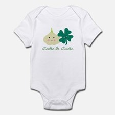Garlic & Gaelic Infant Bodysuit