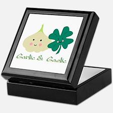 Garlic & Gaelic Keepsake Box