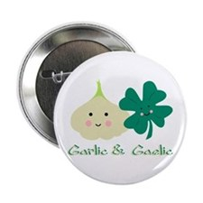 Garlic & Gaelic Button