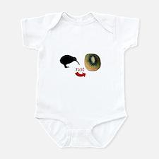 Kiwi not Kiwifruit! Infant Bodysuit
