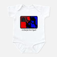 MMA SPORT Infant Bodysuit