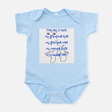 Funny Onesie Infant Bodysuit