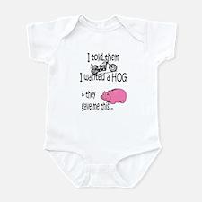 Funny Harley Infant Bodysuit