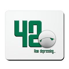 42 Mousepad