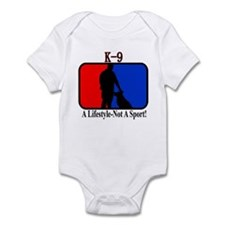 K9 Lifestyle Infant Bodysuit