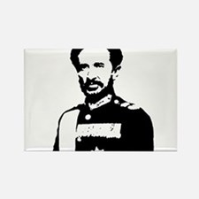Haile Selassie Rectangle Magnet