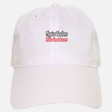 """Physics Teachers...Lovers"" Baseball Baseball Cap"
