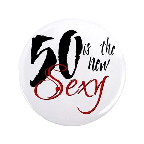 """50 new Sexy 3.5"""" Button"""