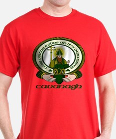 Cavanagh Clan Motto T-Shirt