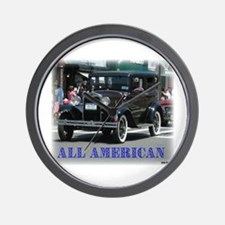 All American Wall Clock