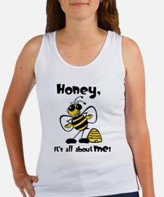 All About Me Bee Women's Tank Top