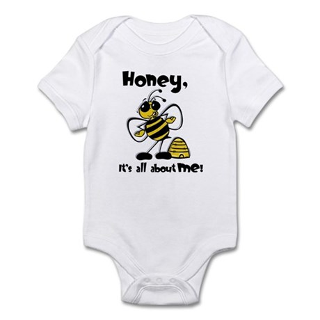 All About Me Bee Infant Bodysuit