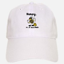All About Me Bee Baseball Baseball Cap