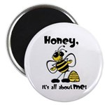 All About Me Bee Magnet