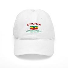 Good Looking Ethiopian Baseball Cap