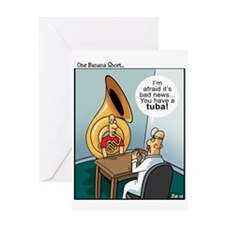 You have a Tuba! Greeting Card