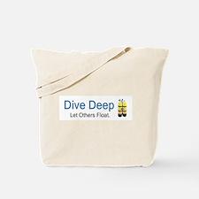TOP Scuba Diving Tote Bag