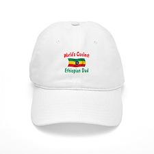 Coolest Ethiopian Dad Baseball Cap
