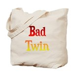 Bad Twin Tote Bag