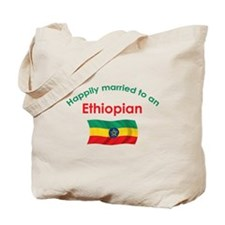 Happily Married Ethiopian Tote Bag