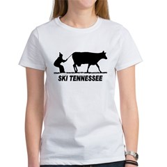 Ski Tennessee Women's T-Shirt