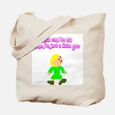 How Can I Be 60? Tote Bag