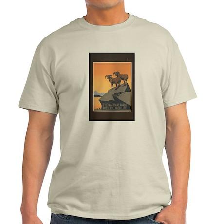 The National Parks Preserve W Light T-Shirt