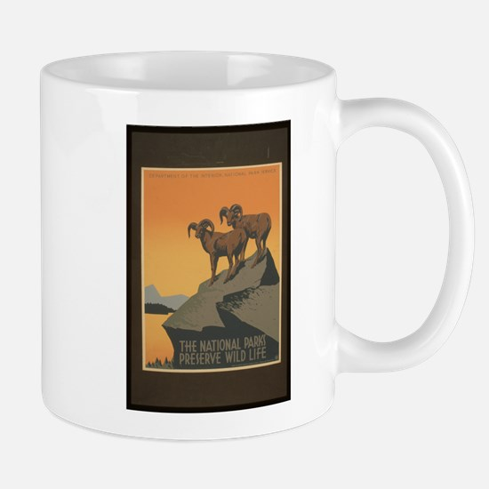The National Parks Preserve W Mug